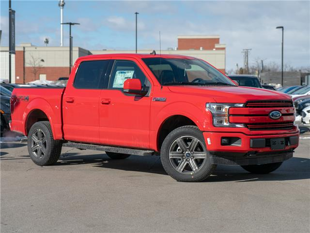 2020 Ford F-150 Lariat (Stk: 200194) in Hamilton - Image 1 of 27