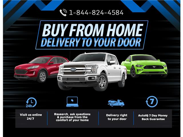 2019 Ford F-150 Lariat (Stk: 190541) in Hamilton - Image 1 of 2