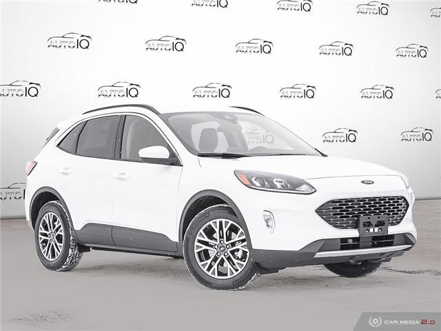 2020 Ford Escape SEL (Stk: U0384) in Barrie - Image 1 of 27