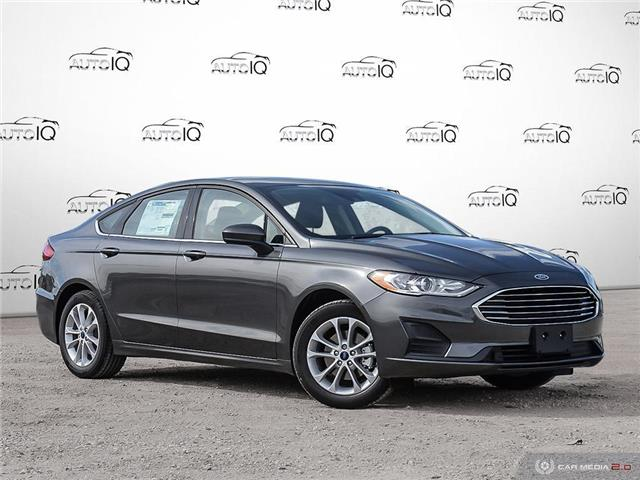 2020 Ford Fusion SE (Stk: U003) in Barrie - Image 1 of 27