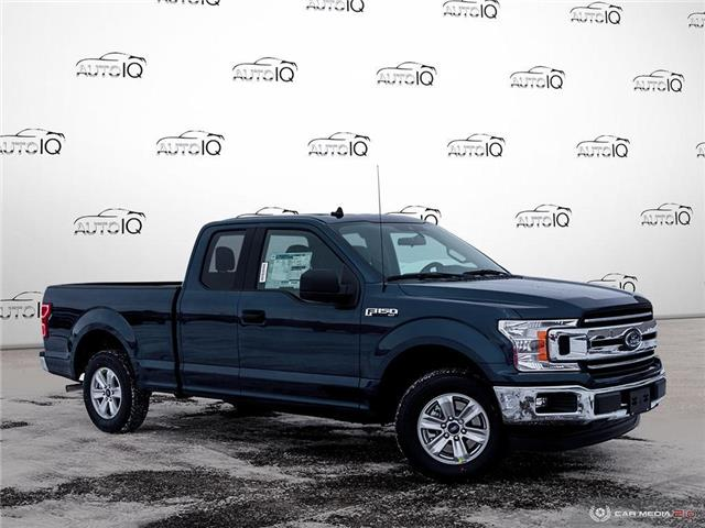 2020 Ford F-150 XLT (Stk: U0526) in Barrie - Image 1 of 27