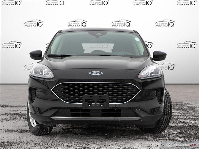 2020 Ford Escape SE Black