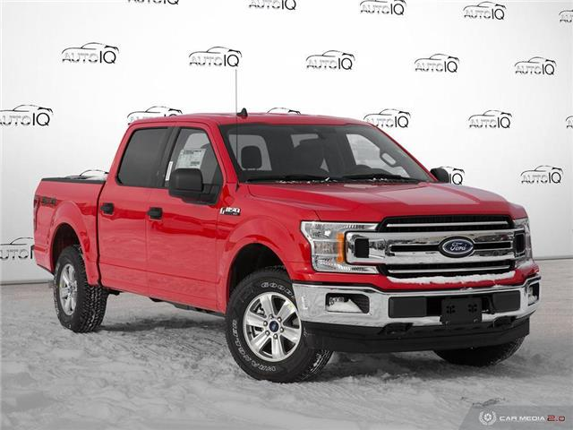 2020 Ford F-150 XLT (Stk: U0435) in Barrie - Image 1 of 25