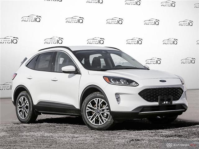2020 Ford Escape SEL (Stk: U0385) in Barrie - Image 1 of 27