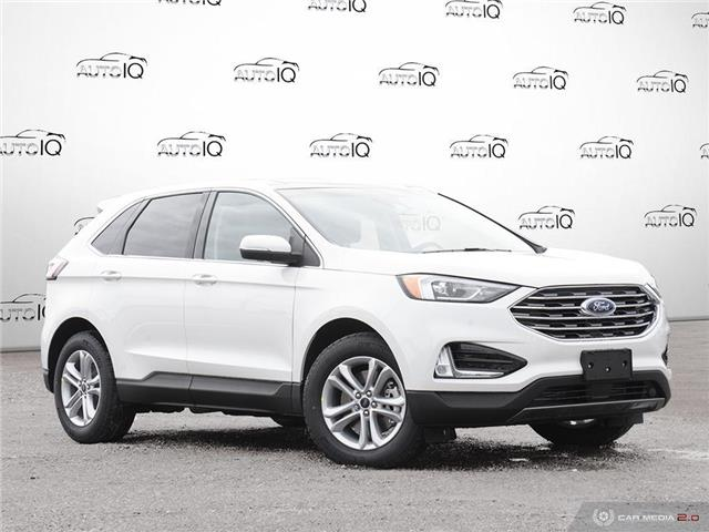 2020 Ford Edge SEL (Stk: U0537) in Barrie - Image 1 of 27