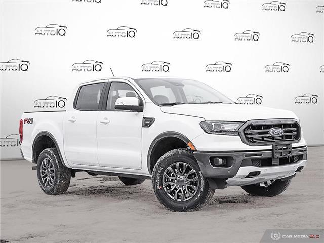 2020 Ford Ranger Lariat (Stk: U0461) in Barrie - Image 1 of 27