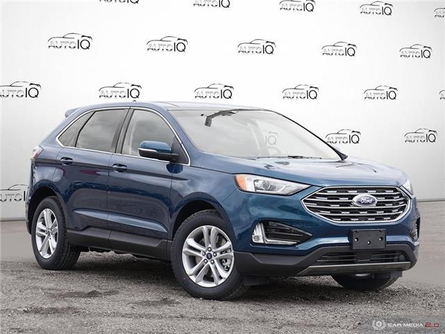 2020 Ford Edge SEL (Stk: U0533) in Barrie - Image 1 of 29