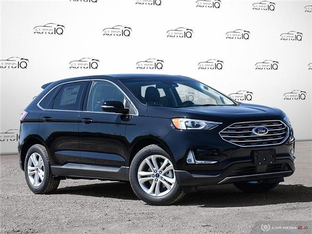 2019 Ford Edge SEL (Stk: T1255) in Barrie - Image 1 of 27