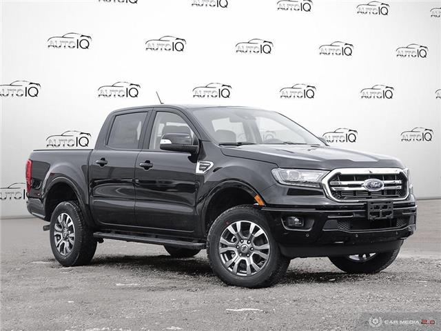 2020 Ford Ranger Lariat (Stk: U0653) in Barrie - Image 1 of 27
