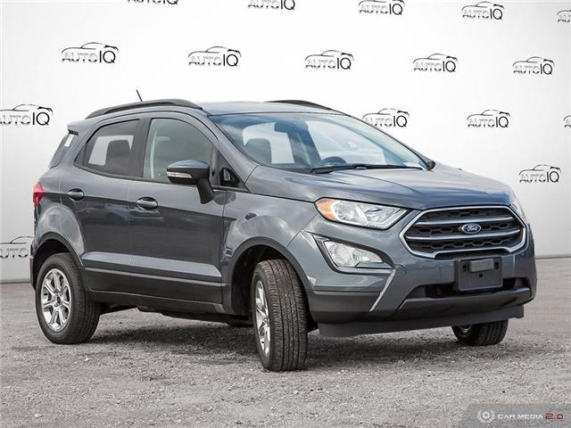 2020 Ford EcoSport SE (Stk: U0241) in Barrie - Image 1 of 26
