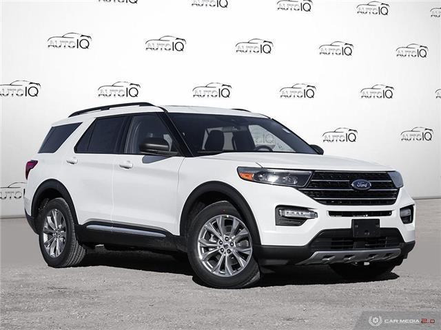 2020 Ford Explorer XLT (Stk: U0000) in Barrie - Image 1 of 27
