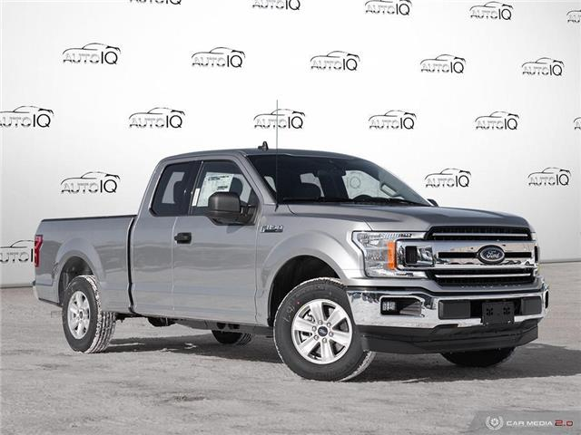 2020 Ford F-150 XLT (Stk: U0572) in Barrie - Image 1 of 25