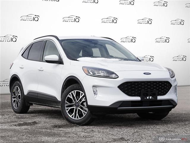 2020 Ford Escape SEL (Stk: U0386) in Barrie - Image 1 of 28