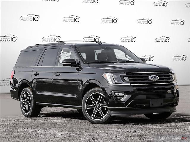 2020 Ford Expedition Max Limited (Stk: U0391) in Barrie - Image 1 of 27