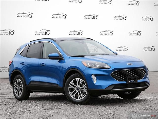 2020 Ford Escape SEL (Stk: U0008) in Barrie - Image 1 of 27