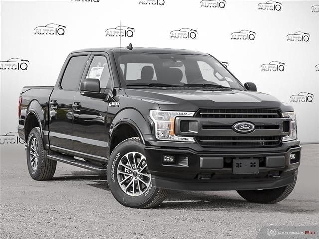 2020 Ford F-150 XLT (Stk: U0123) in Barrie - Image 1 of 25