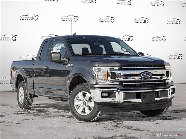 2020 Ford F-150 XLT (Stk: U0571) in Barrie - Image 1 of 29