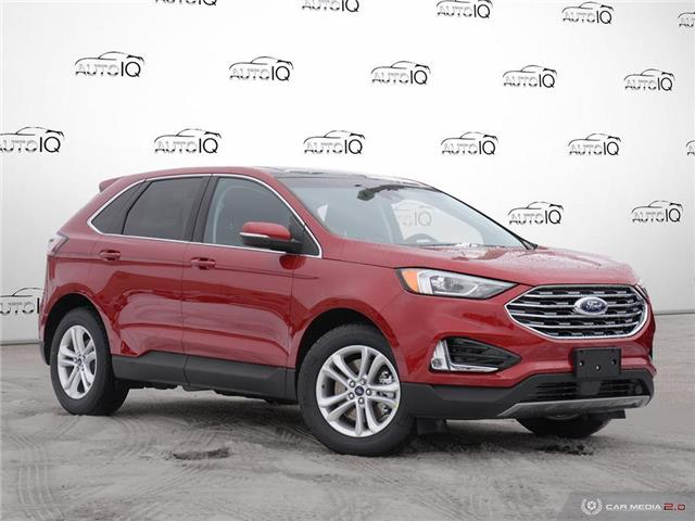2020 Ford Edge SEL (Stk: U0532) in Barrie - Image 1 of 27