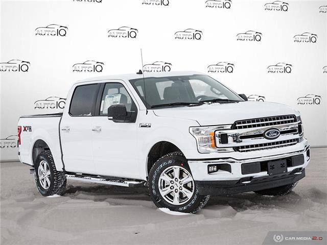 2020 Ford F-150 XLT (Stk: U0306) in Barrie - Image 1 of 26