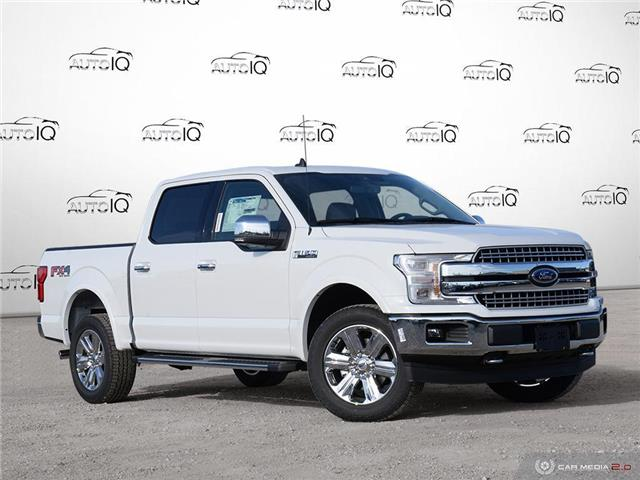 2019 Ford F-150 Lariat (Stk: T1495) in Barrie - Image 1 of 27