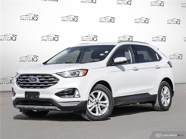 2019 Ford Edge SEL (Stk: T0793) in Barrie - Image 1 of 27
