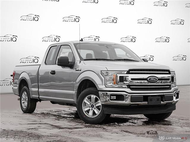2020 Ford F-150 XLT (Stk: U0573) in Barrie - Image 1 of 29
