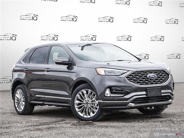 2020 Ford Edge Titanium (Stk: U0538) in Barrie - Image 1 of 29