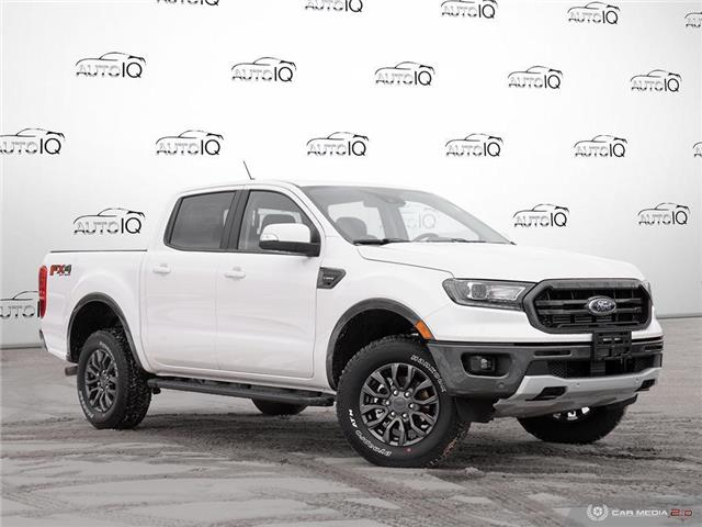 2020 Ford Ranger Lariat (Stk: U0596) in Barrie - Image 1 of 27