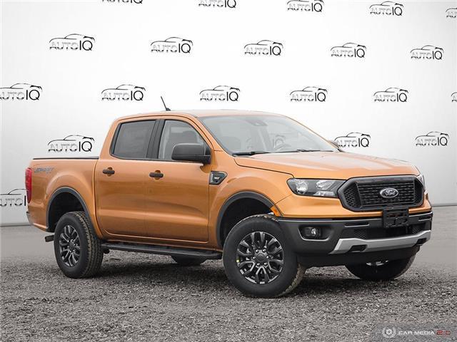 2020 Ford Ranger XLT (Stk: U0190) in Barrie - Image 1 of 25