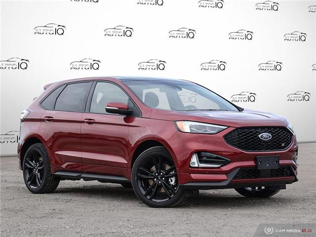 2019 Ford Edge ST (Stk: T1479) in Barrie - Image 1 of 27