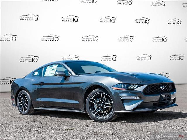 2020 Ford Mustang EcoBoost Premium (Stk: U008) in Barrie - Image 1 of 27
