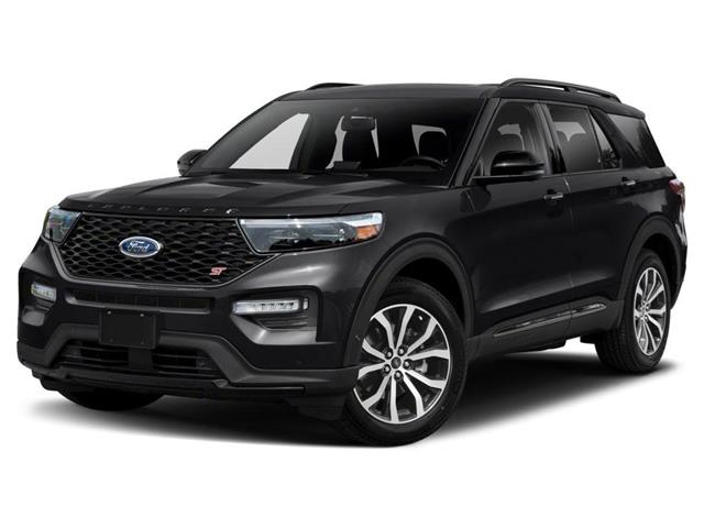 2020 Ford Explorer ST (Stk: U0397) in Barrie - Image 1 of 9