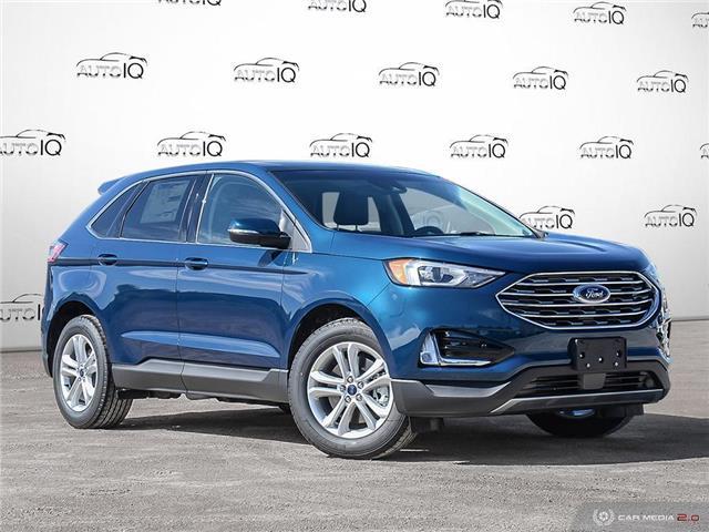 2020 Ford Edge SEL (Stk: U0811) in Barrie - Image 1 of 27