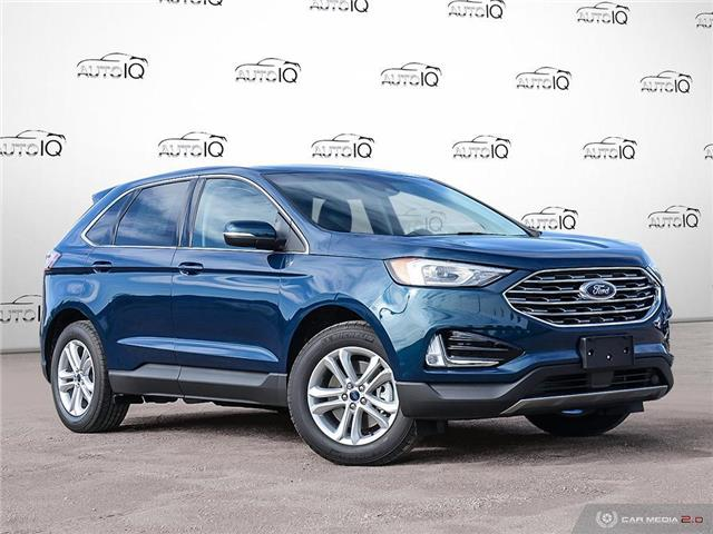 2020 Ford Edge SEL (Stk: U0812) in Barrie - Image 1 of 27