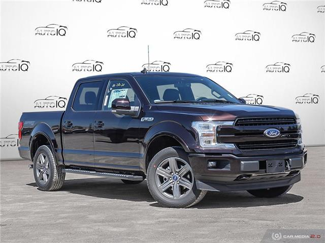 2020 Ford F-150 Lariat (Stk: U0668) in Barrie - Image 1 of 27