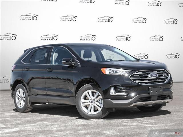 2020 Ford Edge SEL (Stk: U0813) in Barrie - Image 1 of 27