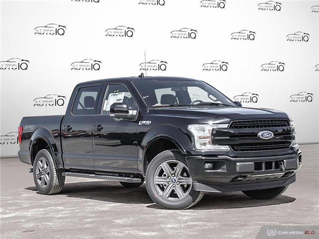 2020 Ford F-150 Lariat (Stk: U0682) in Barrie - Image 1 of 27