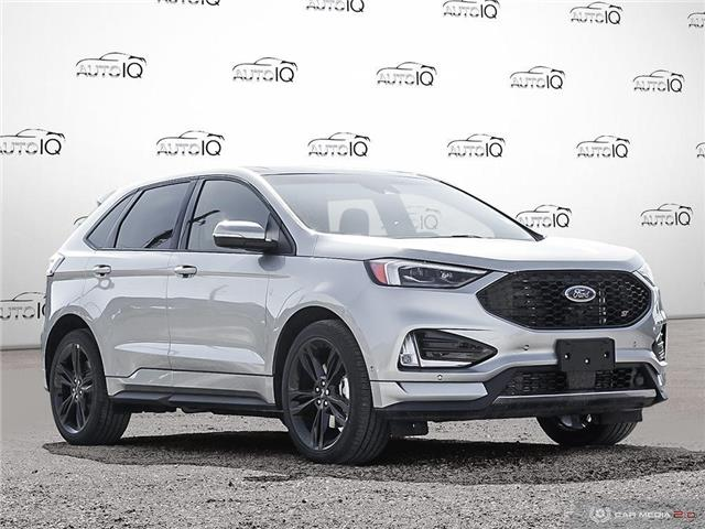 2020 Ford Edge ST (Stk: U0816) in Barrie - Image 1 of 28