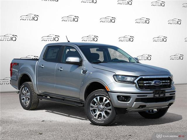 2020 Ford Ranger Lariat (Stk: U0659) in Barrie - Image 1 of 27