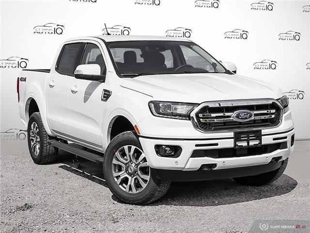 2020 Ford Ranger Lariat (Stk: U0603) in Barrie - Image 1 of 27