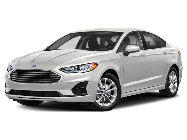 2020 Ford Fusion SE (Stk: U042) in Barrie - Image 1 of 9