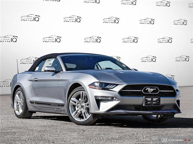2020 Ford Mustang EcoBoost Premium (Stk: U035) in Barrie - Image 1 of 29