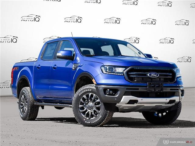 2020 Ford Ranger Lariat (Stk: U0664) in Barrie - Image 1 of 28