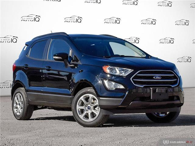 2020 Ford EcoSport SE (Stk: U0807) in Barrie - Image 1 of 29