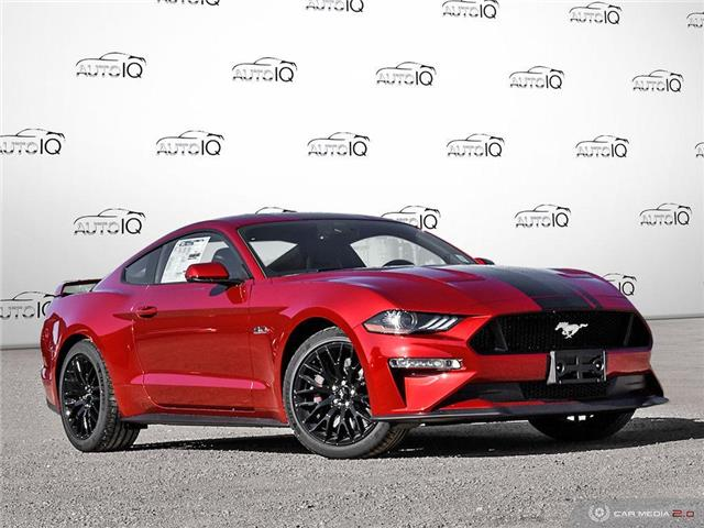 2020 Ford Mustang GT Premium (Stk: U023) in Barrie - Image 1 of 28