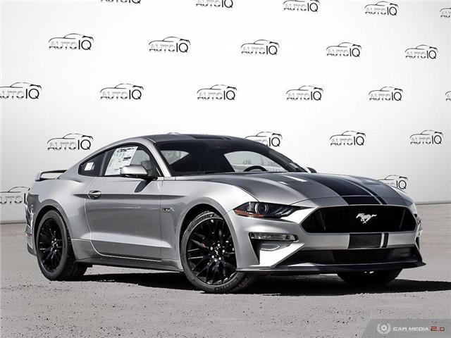 2020 Ford Mustang GT Premium (Stk: U024) in Barrie - Image 1 of 27