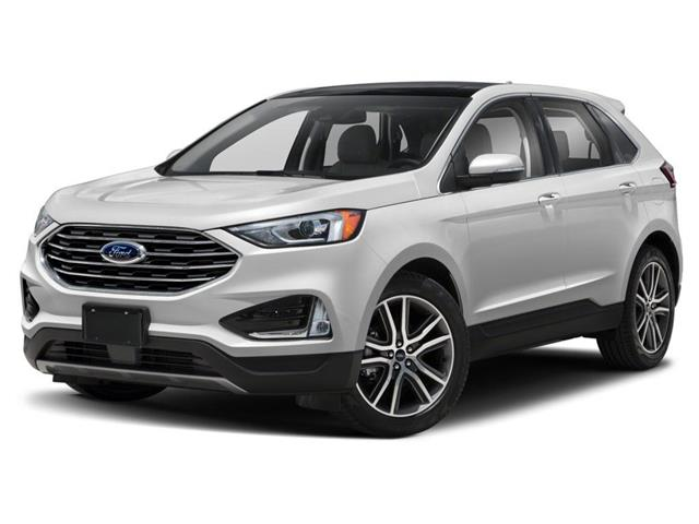 2020 Ford Edge Titanium (Stk: U0580) in Barrie - Image 1 of 9