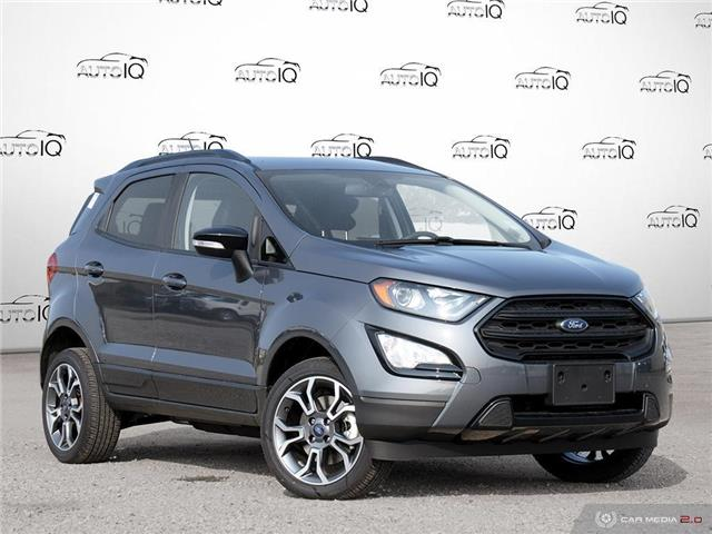 2020 Ford EcoSport SES (Stk: U1041) in Barrie - Image 1 of 27