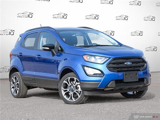 2020 Ford EcoSport SES (Stk: U1046) in Barrie - Image 1 of 27
