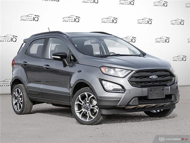 2020 Ford EcoSport SES (Stk: U1043) in Barrie - Image 1 of 27